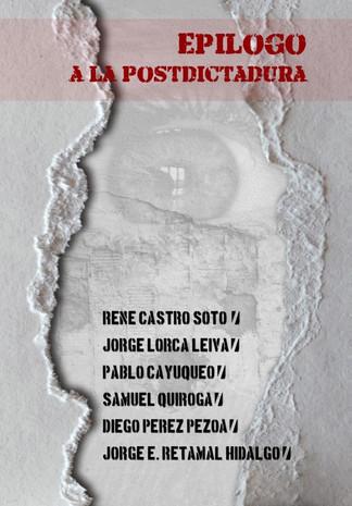 """Libro """"Epílogo a la PostDictadura"""""""