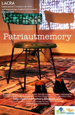 Quiero ver de nuevo Patriautmemory