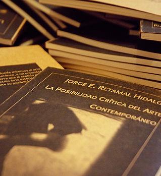 La posibilidad crítica del arte cotemporáneo Tomo I de Jorge E. Retamal Hidalgo Ediciones A89