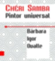 Chéri Samba Pintor Universal de Bárbara Igor Ovalle Edicones A89