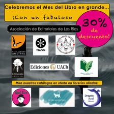 Mes del libro Asociación de Editoriales de Los Ríos, Chile.