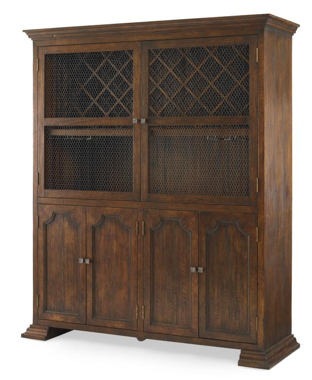 Farmhouse Wine Cabinet