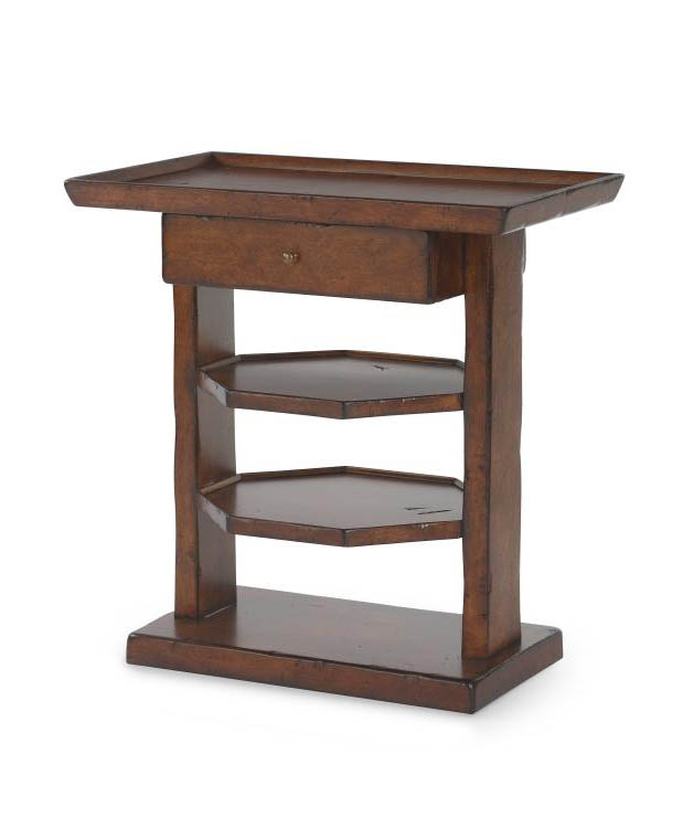 Melton's Chairside Table