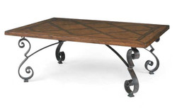 Healing Springs Cocktail Table
