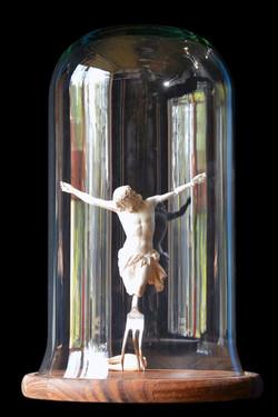 Jesus Under a Jar