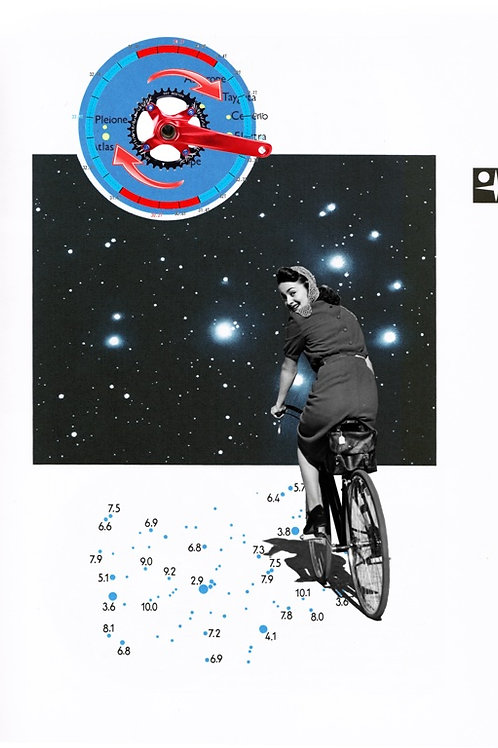 Cycle Route to the Stars