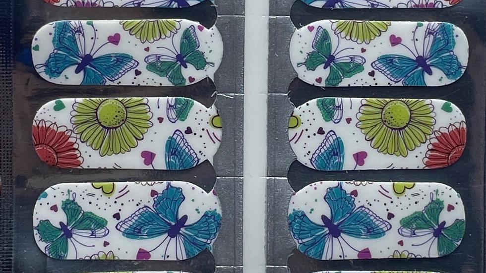 Vibrant Butterflys
