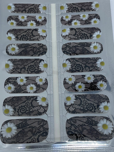 Daisies N Lace