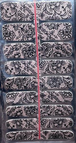 Beautiful black lace  ( AMP )