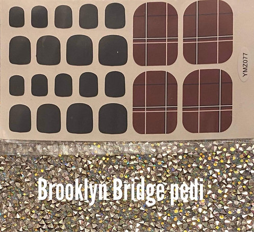 Brooklyn bridge pedi