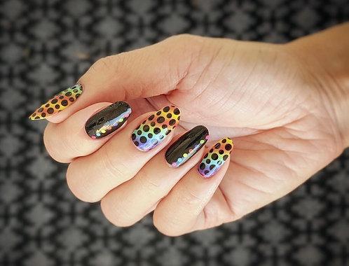 Neon Dots ☆Designs by Ramonica☆