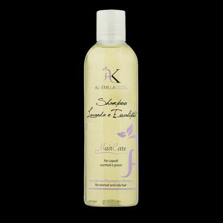 Shampoo Lavanda Eucalipto indicato per capelli normali e grassi- Alkemilla