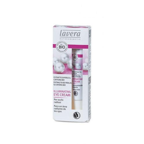 Crema occhi illuminante Lavera-15 ml