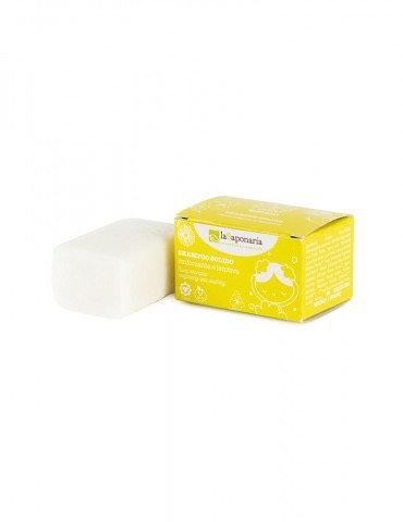 Shampoo solido - rinforzante e lenitivo la saponaria