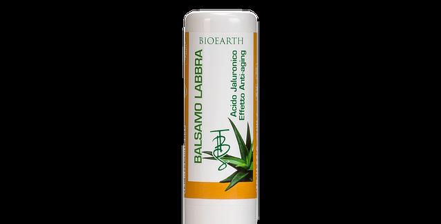 Balsamo Labbra Aloe e Acido Jaluronico