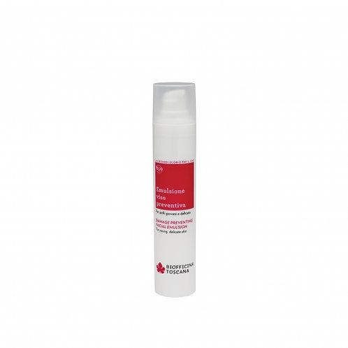 Emulsione viso preventiva- Biofficina Toscana