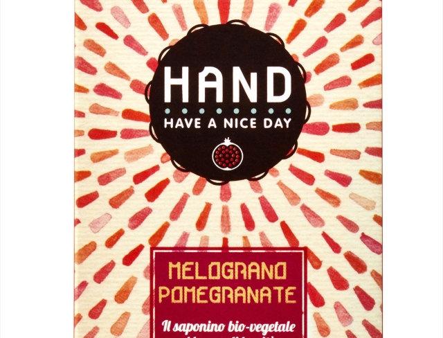 Saponetta melograno - Hand cosmetics