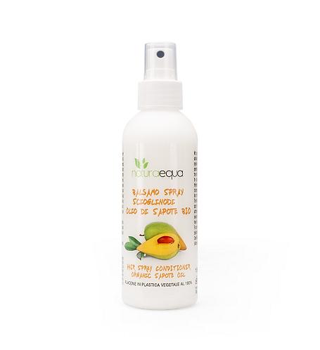 Balsamo spray scioglinodi olio di sapote- Naturaequa