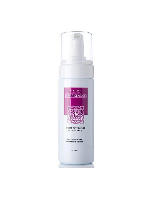 Gyada Cosmetics Renaissance - Mousse Detergente e Struccante