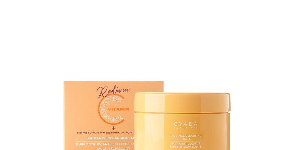 Radiance Cleansing Balm - Buro Struccante Illuminante