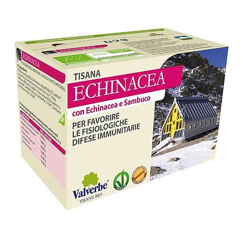 Tisana Echinacea-valverbe