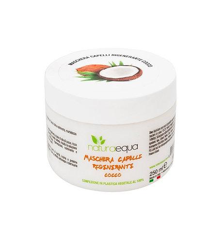 Maschera capelli rigenerante cocco 250ml