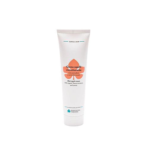 Crema capelli ristrutturante-Biofficina Toscana