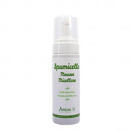 Spumicella - spuma micellare all'acido jaluronico- Antos