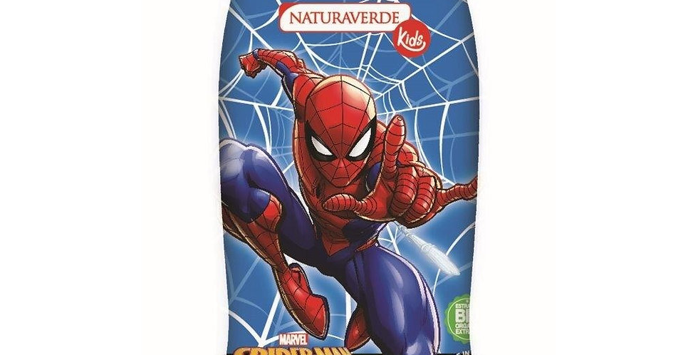 Doccia Shampoo Spiderman
