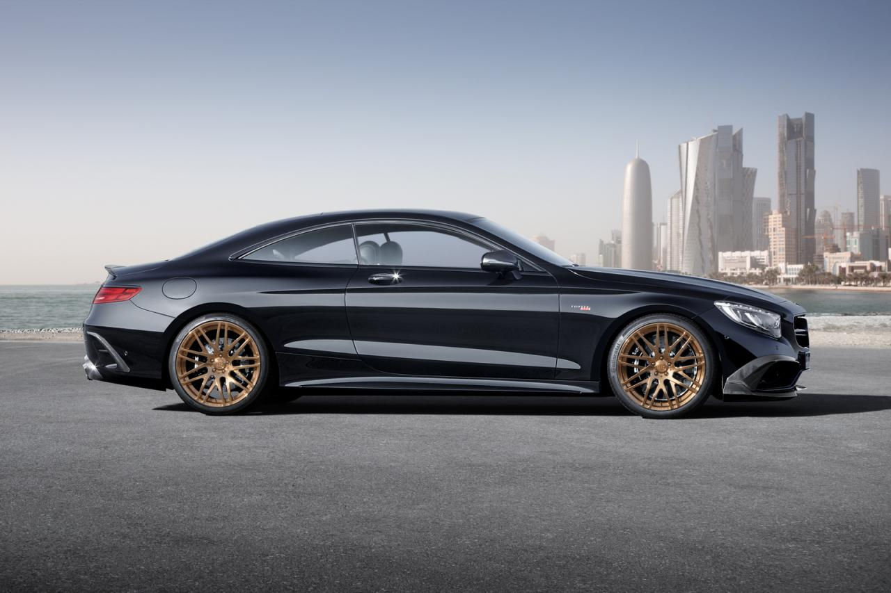 Mercedes S63 Coupe 4MATIC