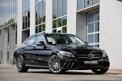 Mercedes C-Class Estate AMG Line