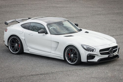 Mercedes Benz AMG GT/S