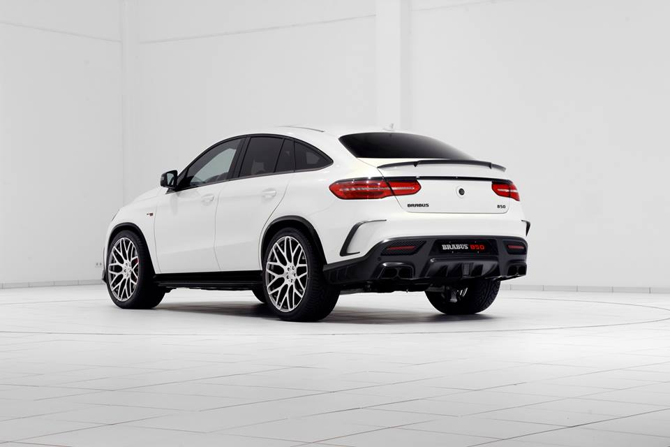 Mercedes GLE Coupe 850