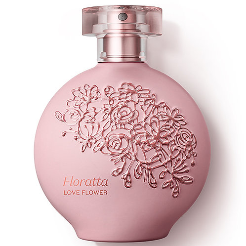 O Boticario Eau de Toilette Floratta Love Flower 75ml