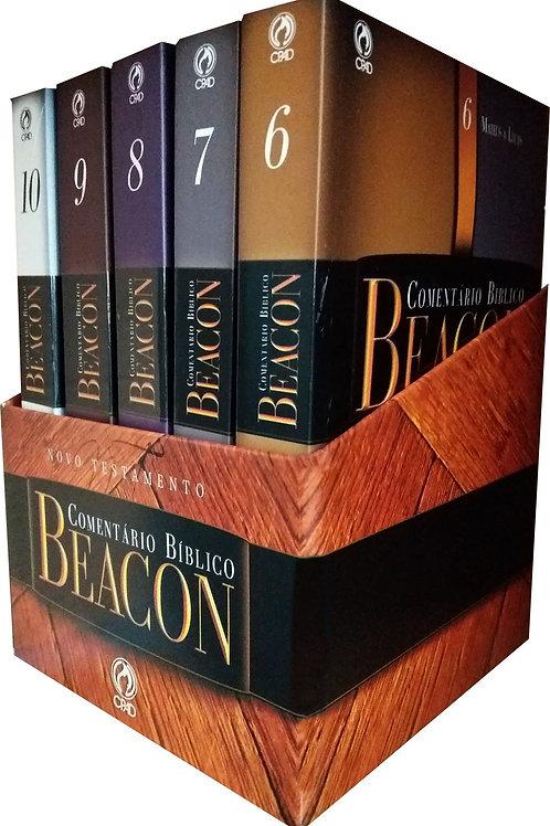 Comentário Bíblico Beacon. Novo Testamento