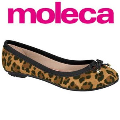 Moleca-5027.1223-17648 Sapatilha Camel