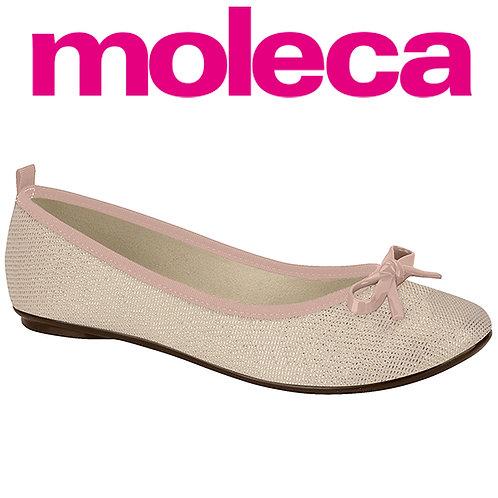 Moleca-5314.506-20937 Sapatilha rose