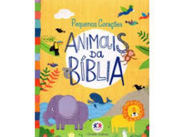 Pequenos Corações   Animais da Bíblia