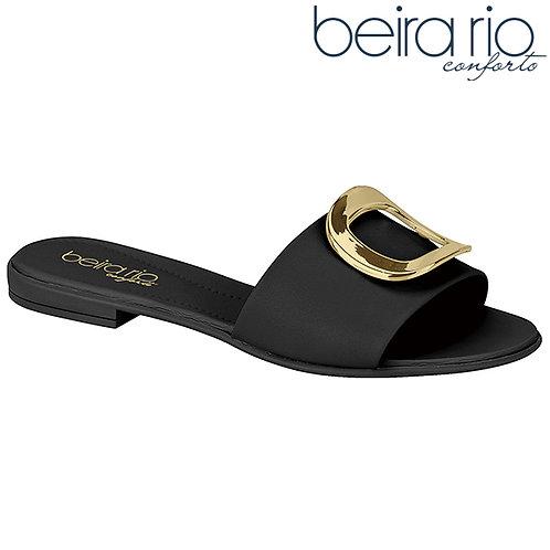 Beira Rio-8350.126-9569 Sandalia Preto