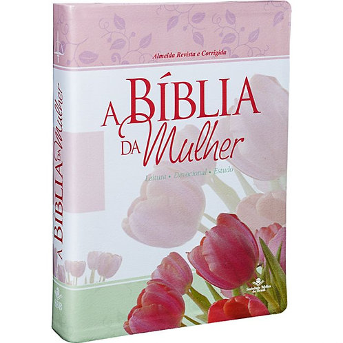 BÍBLIA DA MULHER GRANDE -Almeida Revista e corrigida