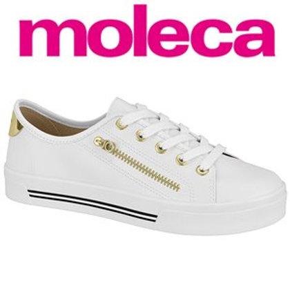 Moleca-5667.317-16288 Tenis Branco