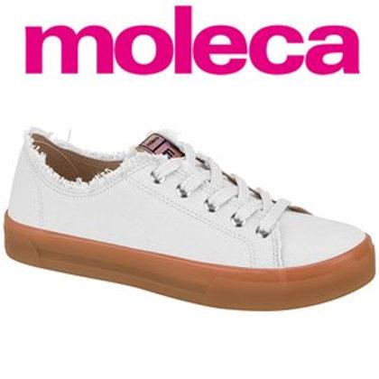 Moleca-5672.102-18924 Tenis Branco