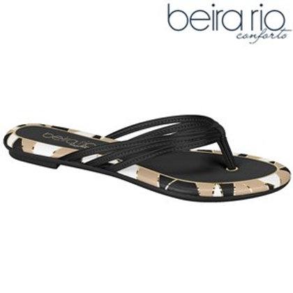 Beira Rio-8367.628-21342 Sandalia Preto