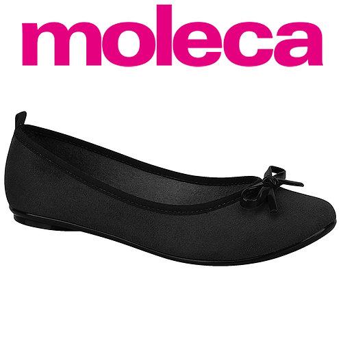 Moleca-5314.506-5881 Sapatilha Preto