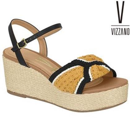 Vizzano-6407.512-21476 Sandalia Amarelo