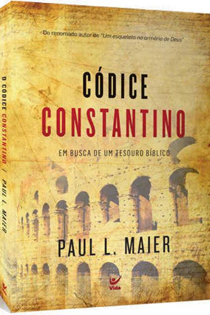 Códice Constantino | Paul L. Maier