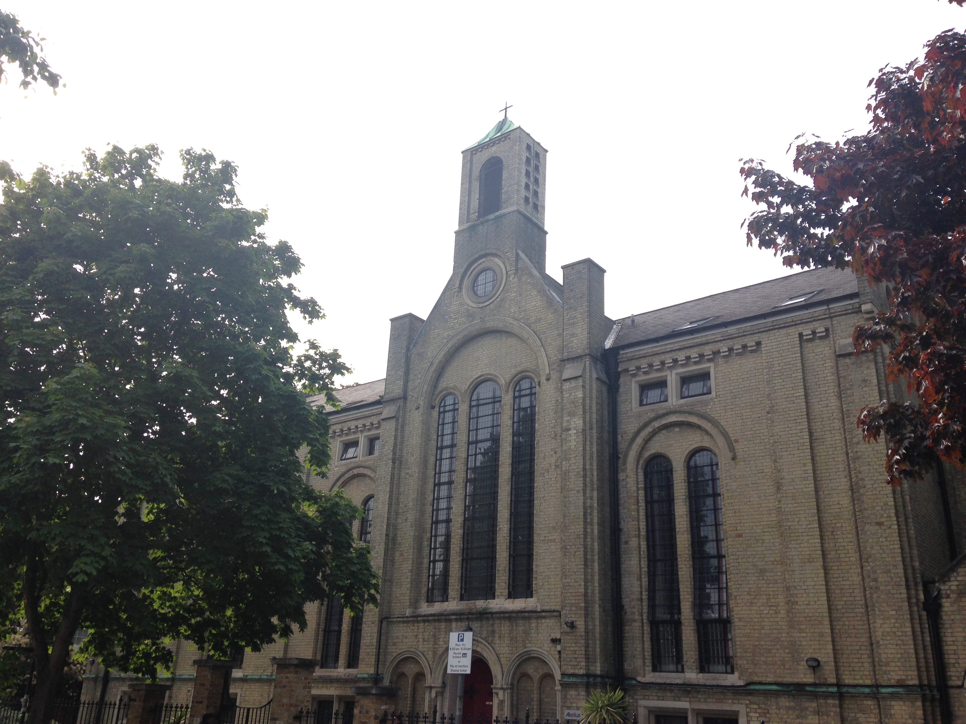 ST. PETER'S CHURCH, CEPHAS STREET