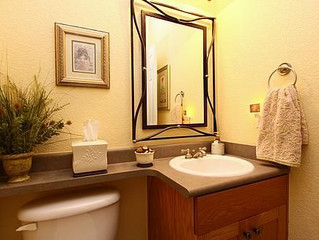 Repainting your Bathroom to SELL