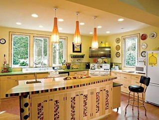 Repainting your Kitchen to SELL!