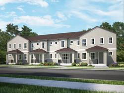 Casas em Orlando - Watermark Townh